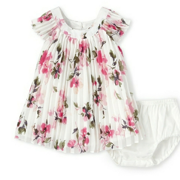 NWT The Children's Place 2pc Summer Floral Dress